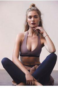 bralette per yoga