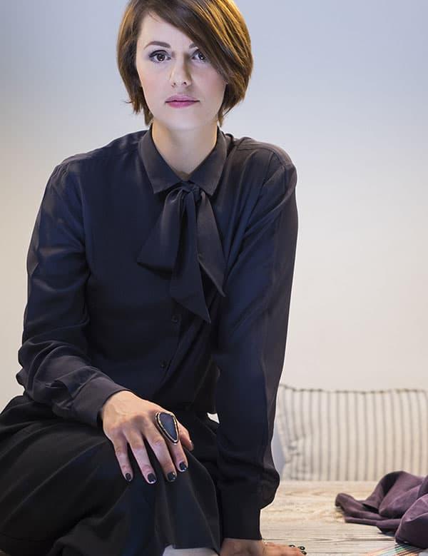 Consulente d immagine personal shopper Valeria Viero immagine materiale