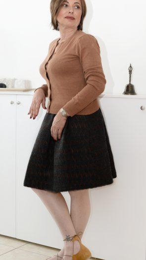 Consulente d immagine personal shopper Valeria Viero prima e dopo Orietta I