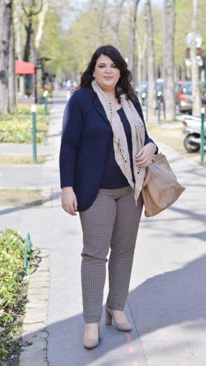 Consulente d immagine personal shopper Valeria Viero prima e dopo Zineb B